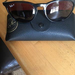 Ray Ban polarized Erika sunglasses